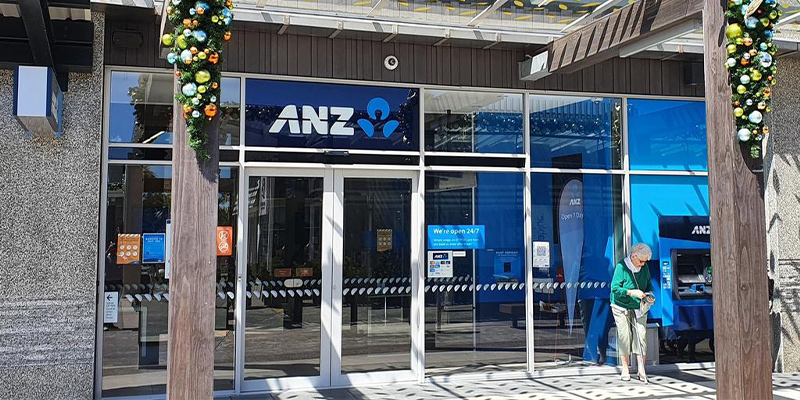 ANZ Store Front