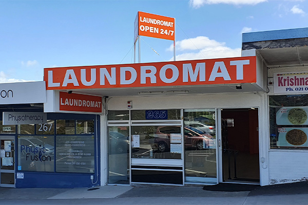 Windsor Laundromat